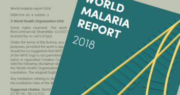 World Malaria Report 2018
