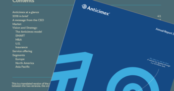Anticimex: Annual Report 2018