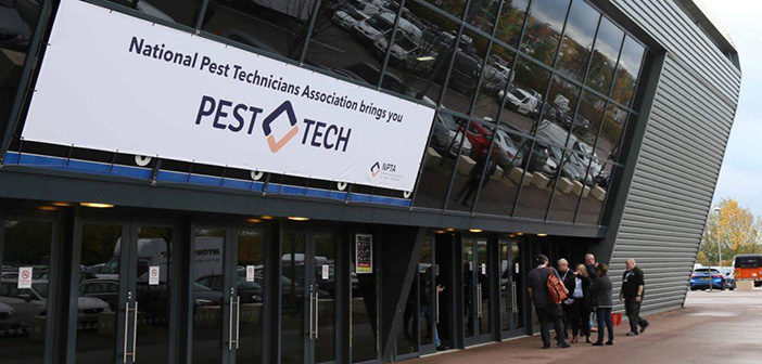 PestTech 2021: less than a month to go!