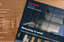 Rentokil Returning to Work guidance