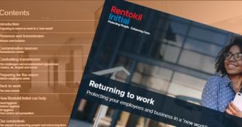 Rentokil Returning to Work guidance