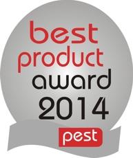 Best product award 2014 logo
