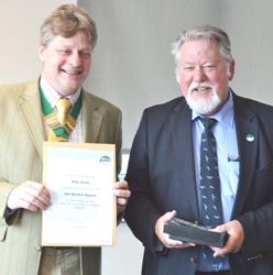 Del Norton award