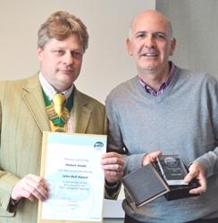 John Bull award