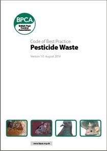 BPCA waste code