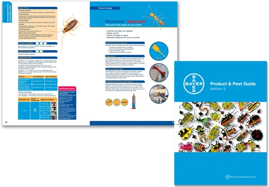 Bayer new product guide