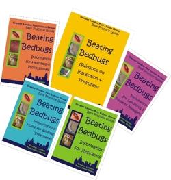 Bedbug leaflets
