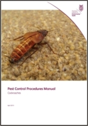 Cockroach booklet