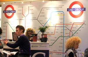 OSD stand