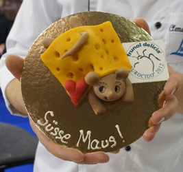 Swiss Mouse