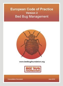 Bed bug draft code