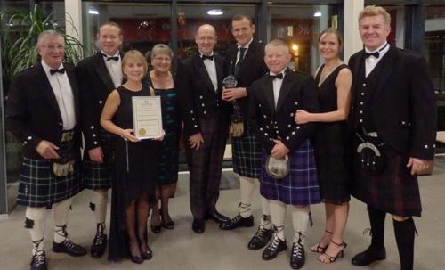 Graham Environmental Services award