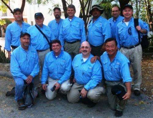 NPMA team