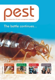Pest issue 16 cover