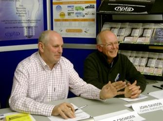 Peter Crowden & John Davison