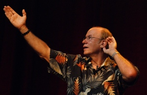 Motivational speaker, DeWitt Jones aims to change the ordinary into the extraordinary