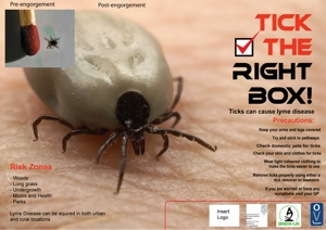 Tick the right box poster