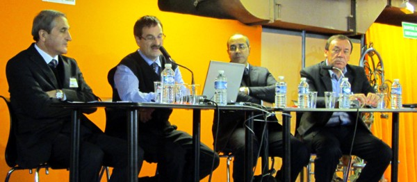 Oarasitec 2014 panel