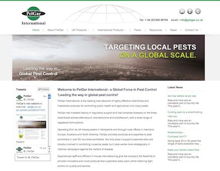 PelGar home page