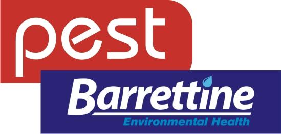 Pest Barrettine logo