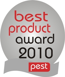 Pest award logo