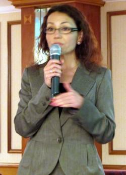 HSE's Sarah Shore