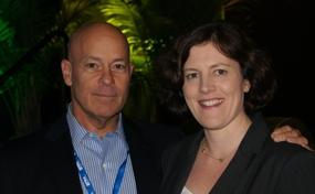 FMC''s Bethwyn Todd & Bob Rosenburg