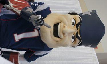 Red Sox mascot