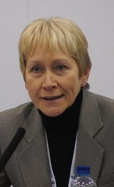 Dr Anne Buckenham