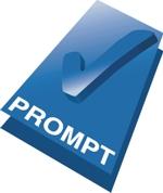 PROMPT logo