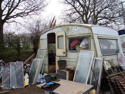 Cymag caravan store