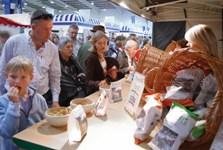 Royal Show - food hall