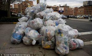 Rubbish - New York