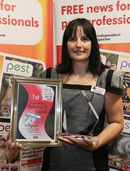Award Louise Web 1