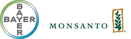 Bayer and Monsanto logos