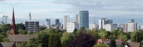 Birmingham Skyline Jimmy Guano Web