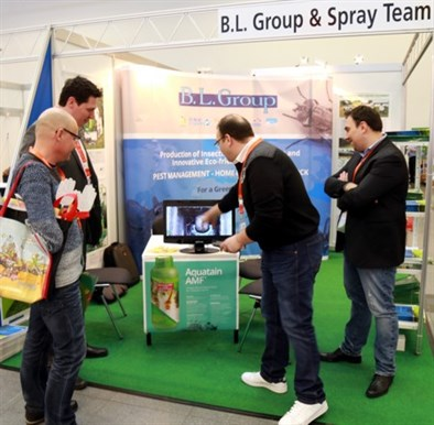 BL Group Pest-Protect with visitors