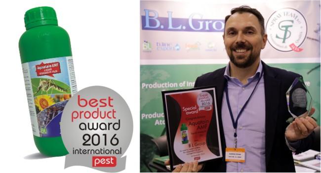 Best product award International