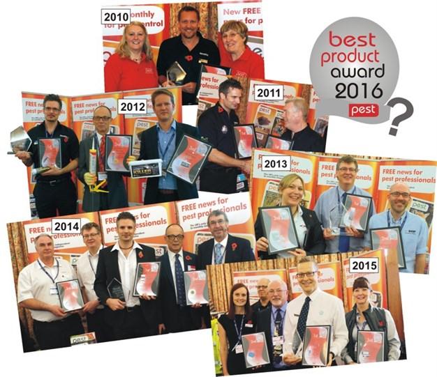 Best product award winners