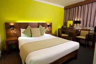 Business Class Hotel Accommodation Web