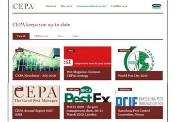 CEPA news page