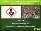 CRRU classification presentation