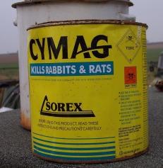 Cymag tin