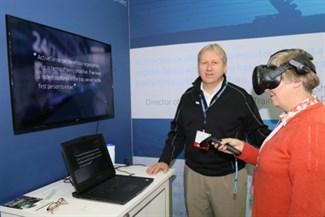 Dow virtual reality