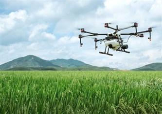 Drone Landscape