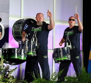 PestWorld drummers