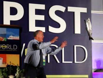PestWorld fish throwing