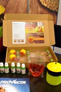 ICB Pharma fruit fly traps