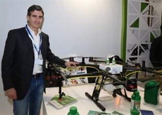 Giovanni and drone