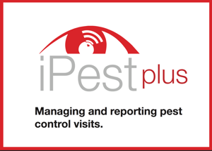 Russell iPest plus logo